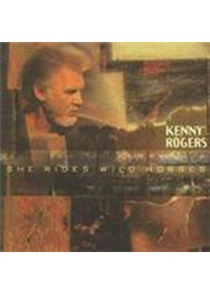 Kenny Rogers - She Rides Wild Horses (Music CD)