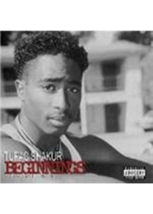 2Pac - Beginnings (The Lost Tapes 1988-1991) [PA] (Music CD)