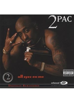 2Pac - All Eyez On Me (Remastered) [PA] (Music CD)