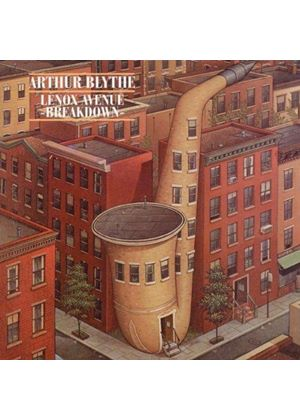Arthur Blythe - Lenox Avenue Breakdown (Music CD)
