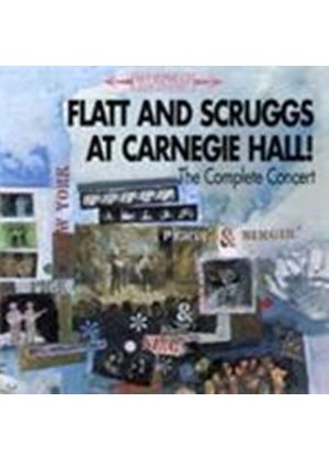 Flatt & Scruggs - At Carnegie Hall (Music CD)