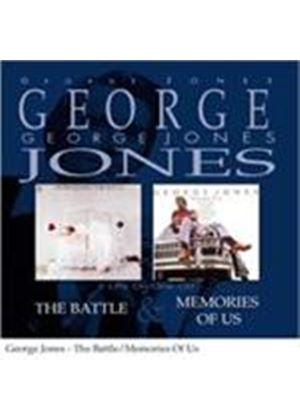 George Jones - Battle, The/Memories Of Us (Music CD)