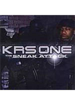 KRS-One - Sneak Attack (Music CD)