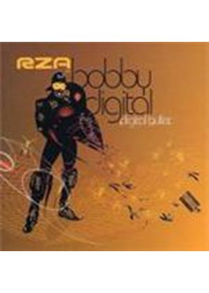 RZA - Digital Bullet [PA] (Music CD)