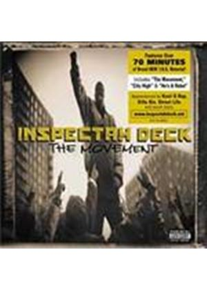 Inspectah Deck - Movement, The [PA] (Music CD)