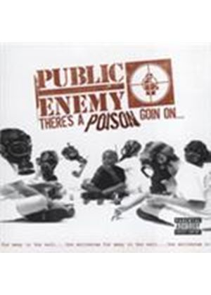 Public Enemy - There's A Poison Goin' On [PA] (Music CD)