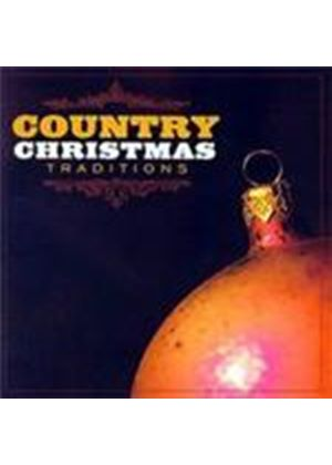 Various Artists - Country Christmas Traditions (Music CD)
