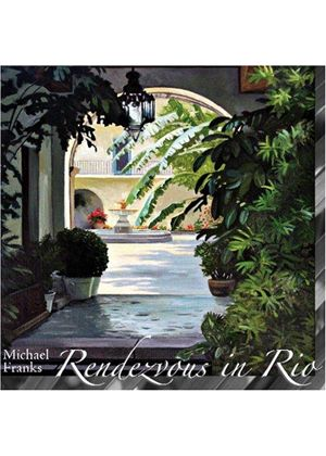 Michael Franks - Rendezvous in Rio (Music CD)
