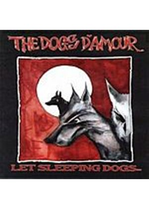 Dogs DAmour - Let Sleeping Dogs Lie (Music CD)