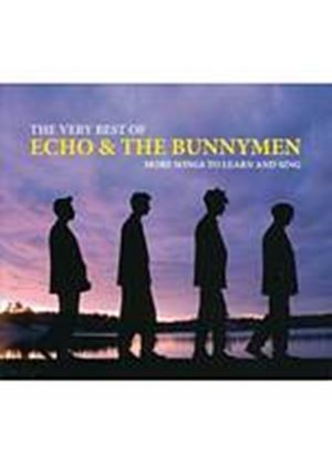 Echo And The Bunnymen - The Very Best Of...: More Songs To Learn And Sing [CD/DVD] (Music CD)
