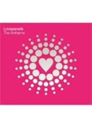 Various Artists - Love Parade - The Anthems (Music CD)