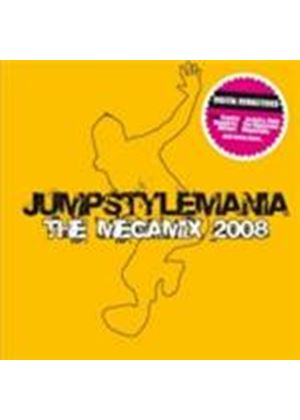 Various Artists - Jumpstylemania (The Megamix 2008) (Music CD)