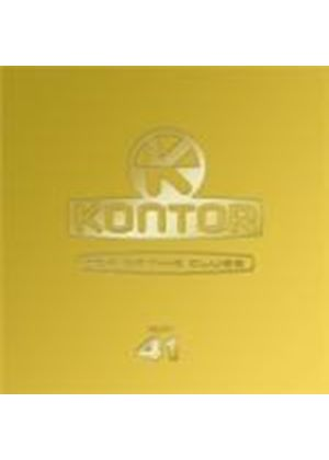 Various Artists - Kontor - Top Of The Clubs Vol.41 (Music CD)
