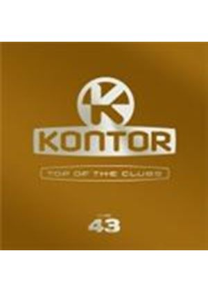 Various Artists - Top Of The Clubs Vol.43 (Music CD)