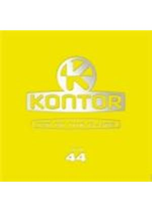 Various Artists - Kontor - Top Of The Clubs Vol.44 (Music CD)