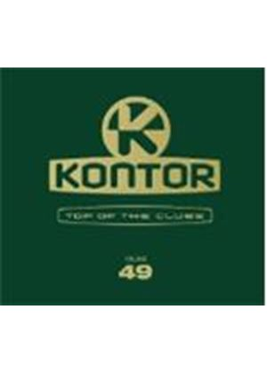Various Artists - Kontor Top Of The Clubs Vol.49 (Music CD)