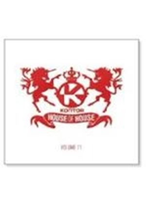 Various Artists - Kontor House Of House Vol.11 (Music CD)