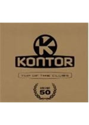 Various Artists - Kontor - Top Of The Clubs (Music CD)