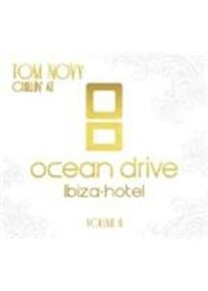 Various Artists - Tom Novy (Chillin' at Ocean Drive Hotel Ibiza) (Music CD)