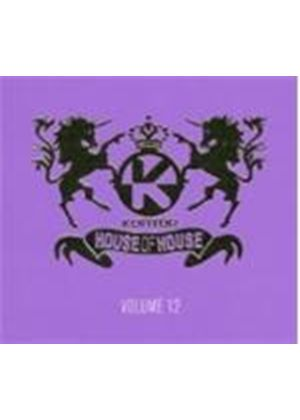 Various Artists - Kontor House Of House, Vol. 12 (Music CD)