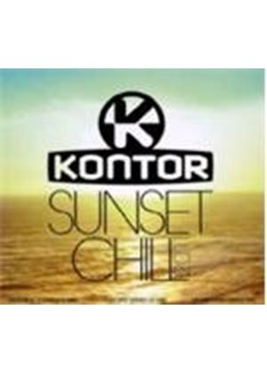 Various Artists - Kontor Sunset Chill 2011 (Music CD)