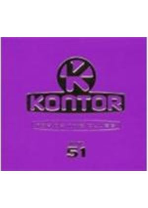 Various Artists - Kontor Top of the Clubs, Vol. 51 (Music CD)