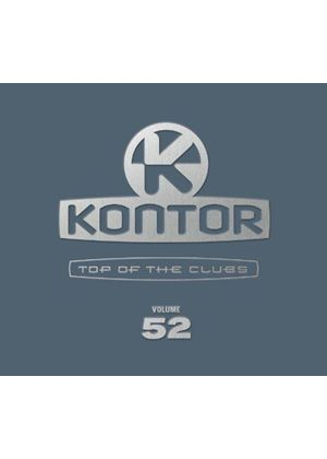 Various Artists - Kontor Top Of The Clubs, Vol. 52 (Music CD)