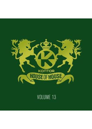 Various Artists - Kontor House of House, Vol. 13 (Music CD)