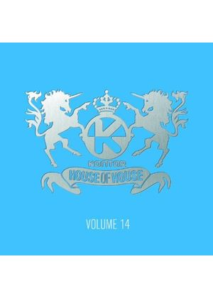 Various Artists - Kontor House Of House, Vol. 14 (Music CD)