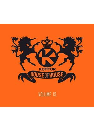 Various Artists - Kontor House of House, Vol. 15 (Music CD)