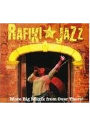 Rafiki Jazz - More Big Musik From Over There [Digipak] (Music CD)