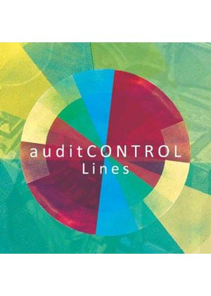 Audit Control - Lines (Music CD)