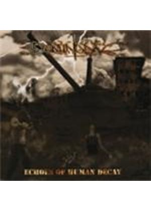 Dominance - Echoes Of Human Decay (Music CD)