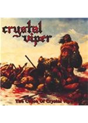 Crystal Viper - Curse of Crystal Viper (Music CD)