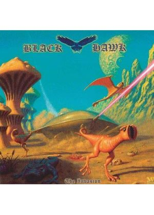 Black Hawk - Invasion (Music CD)