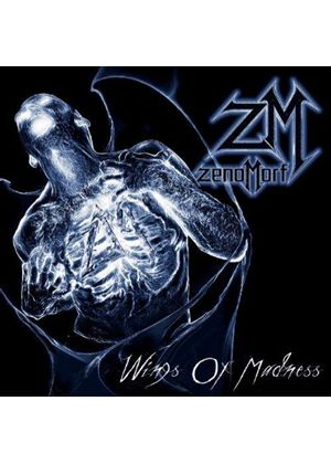 Zeno Morf - Wings of Madness (Music CD)
