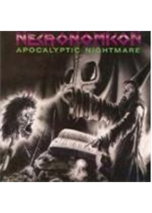 Necronomicon - Apocalyptic Nightmare (Music CD)