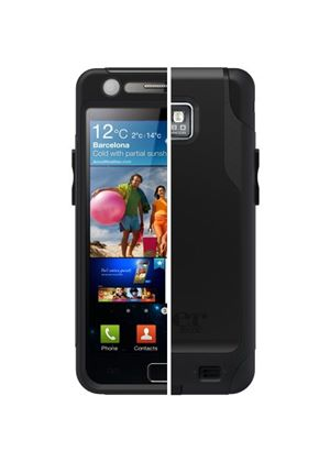 Otterbox Samsung Galaxy S II Commuter Case - Black