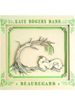 Kate Rogers Band - Beauregard (Music CD)
