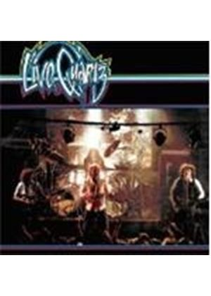 Quartz - Live Quartz (Music CD)