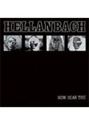 Hellanbach - Now Hear This (Music CD)