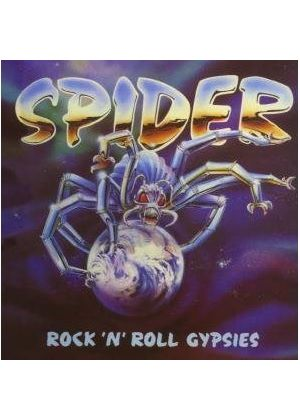 Spider - Rock n Roll Gypsies (Music CD)