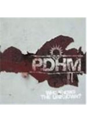 PDHM - Who Knows The Unknown (Music CD)