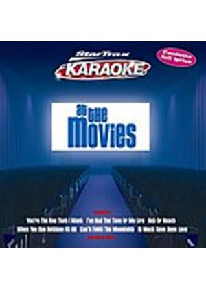 Karaoke At The Movies - Karaoke At The Movies (Music CD)