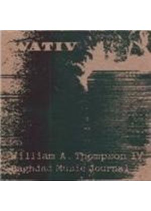 Wativ - Baghdad Music Journal (Music CD)