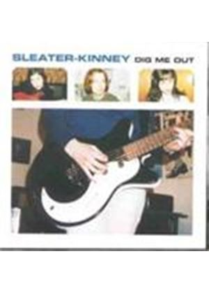 Sleater-Kinney - Dig Me Out (Music CD)