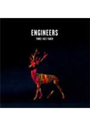 Engineers - Three Fact Fader (Music CD)