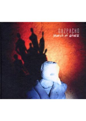 Gazpacho - March of Ghosts (Music CD)
