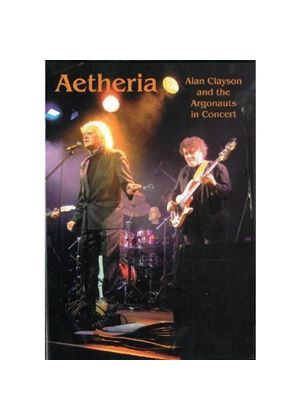 Alan Clayson And The Argonauts - Aetheria