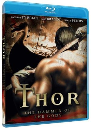 Thor - The Hammer Of The Gods (Blu-Ray)
